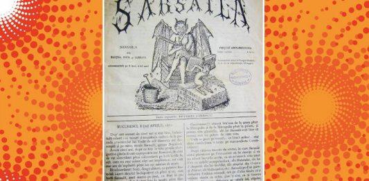 revista satirica sarsaila