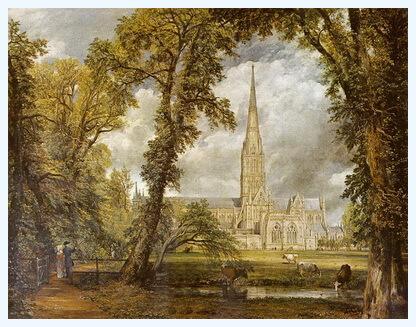 """Catedrala din Salisbury"""