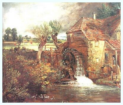 """Moara Parham la Gillingham"", 1826"