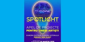 Apel de proiecte spotlight