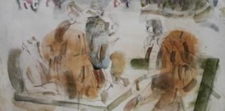 Grafică de Mircea Muntenescu