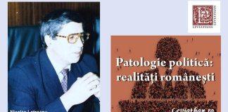 nicolae lotreanu patologie politica realitati romanesti rubrica leviathan.ro
