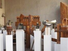 sculptura Aurel Contras
