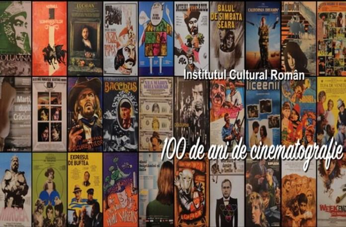 100 ani cinematografie romaneasca