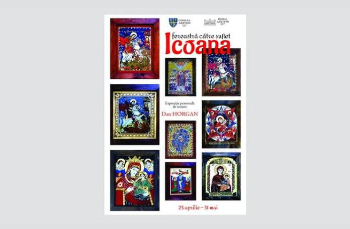 expozitie icoane slatina