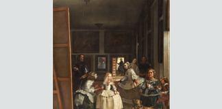 "Diego Velázquez, ""Las meninas"", 1656"