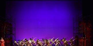 """Imagine din spectacolul """"Carmina Burana"""" de Carl Orff, Opera Națională București, Fotografie de Lavinia Huțanu. Sursa: ONB"""