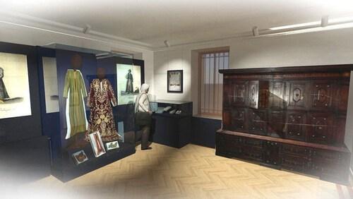 Imagini din Muzeul Vârstelor