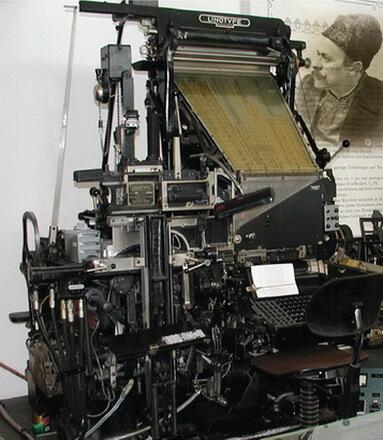 Linotip modern