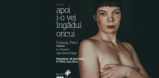 Yvonne, regia Botond Nagy, premieră TNRS