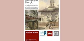 calatorie in bucurestiul liturgic