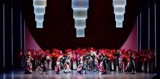"""""""Bal mascat"""". Foto Opera Națională București"""