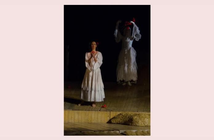 """""""Carmen"""", Opera Națională București. Fotografie de Sebastian Bucur"""