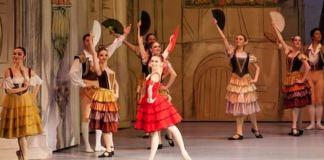 """""""Don Quijote"""" de Ludwig Minkus, Opera Națională București"""