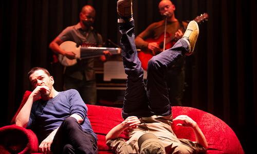 """""""Izvorul dansului"""". Foto © Koen Broos"""