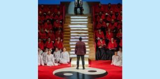"""""""Turandot"""" de Pucini, Opera Națională București. Fotografie de Sebastian Bucur"""
