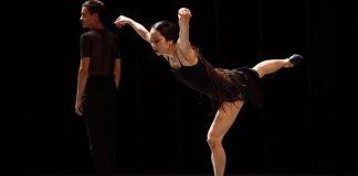 """Venezuela"", Batsheva Dance Company. Fotografie de Adrian Bulboacă"