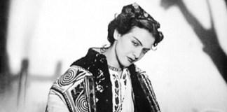 Maria Tănase. Sursa foto: Wikipedia