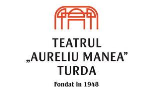 logo teatrul aureliu manea turda