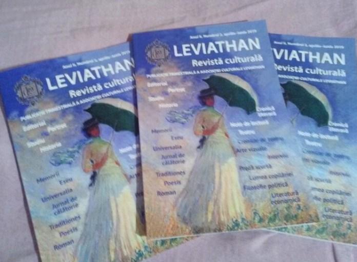 revista leviathan nr. 2_2019 editia tiparita