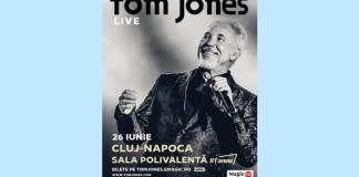 tom jones cluj