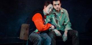 """""""Omul-pernă"""" de Martin McDonagh, regia: Eugen Gyemant, Teatrul Act din București"""