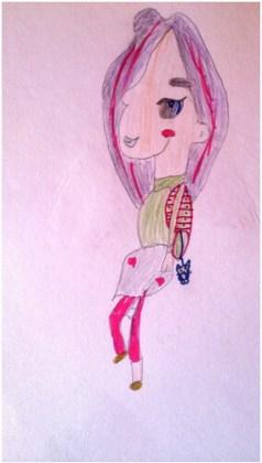 Desen de Anastasia Moroianu