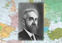 Ion I. C. Brătianu, desen de Bogdan Calciu