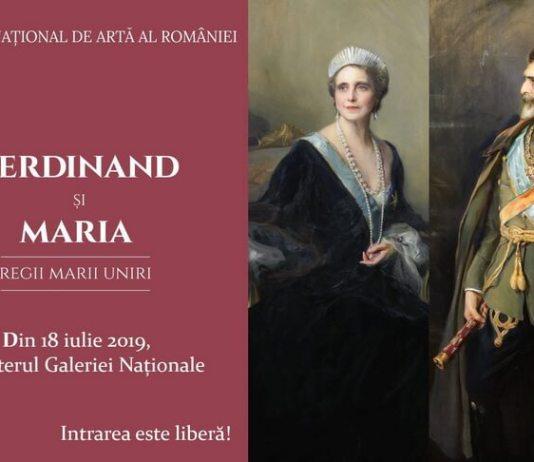 expoziția ferdinand si maria