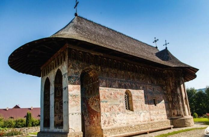Biserica Humor. Foto: Cosmin Giurgiu, Asociaţia pentru Promovarea şi Dezvoltarea Transilvaniei