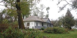 """Casa memorială """"George Enescu"""", comuna George Enescu (Liveni), jud. Botoșani"""
