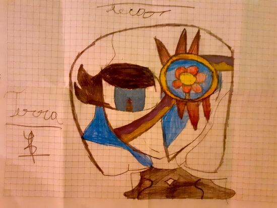 Desen de Cristina-Eutalia Mincu