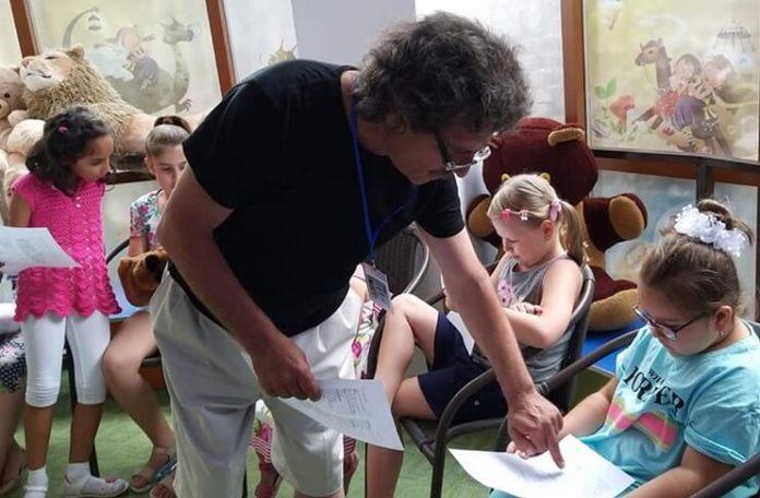 "Lică Barbu și grupul artistic ""Nino Nino"", Brăila"