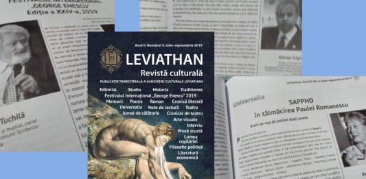 revista leviathan nr 3 iulie_septembrie 2019