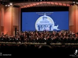 """""""Femeia fără umbră"""" de Richard Strauss, operă în concert, Sala Palatului, 4 septembrie 2019. Fotografie de Andrada Pavel"""