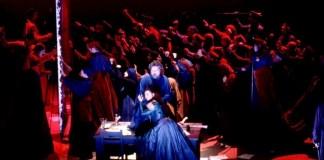 """""""Simon Boccanegra"""" de Verdi la Opera Israeliană"""