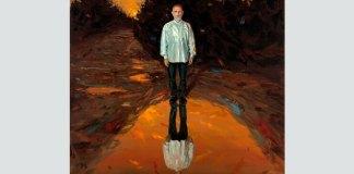 "Valeriu Maldin, ""Mirroring 4"", ulei pe pânză"