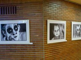 """Expoziția """"May-B"""", Teatrul Național din București. Fotografie de Florin Biolan. Sursa: site fnt.ro"""