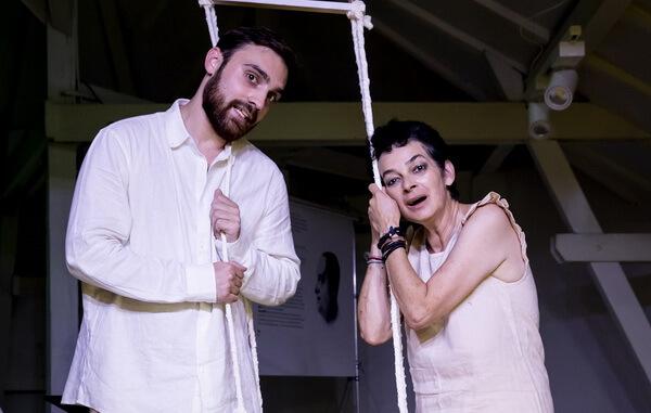 Roxana Guttman, Mihai Nițu. Foto: Lucian Năstase