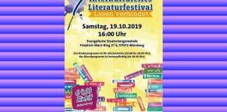 festival intercultural lectura literara
