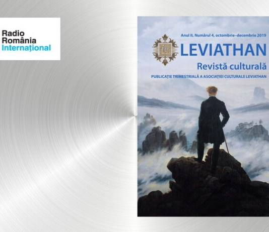 publicatii romanesti din lume revista leviathan radio romania international simona valeanu