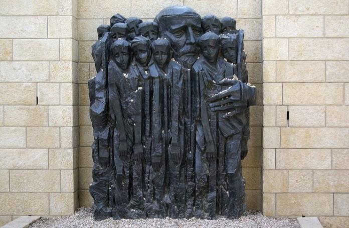 "Boris Saktsier, ""Memorial Janusz Korczak"", Ierusalim, Yad Vashem"