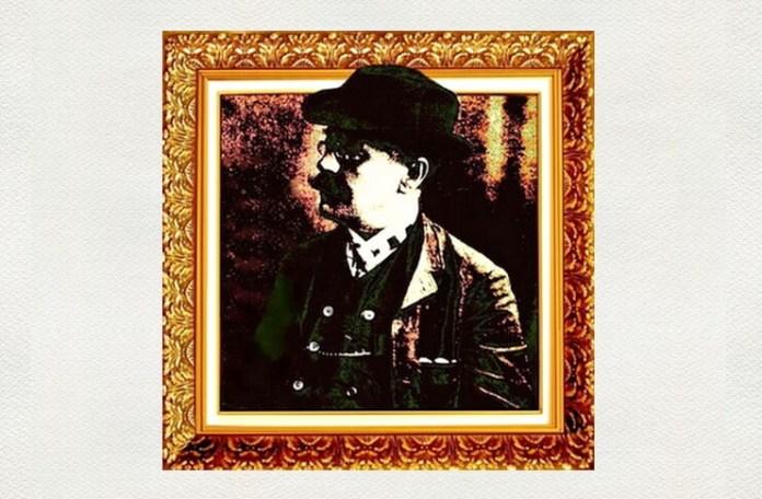 I. L. Caragiale, portret de Mihai Olteanu