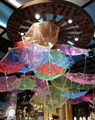 Umbrele chinezești