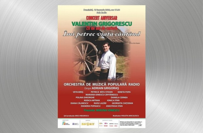 concert valentin grigorescu