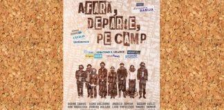 Afis_Afara,departe,pe camp