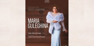 Concert Extraordinar Maria Guleghina - ONB