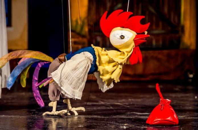 """Sursa foto: Teatrul """"Gulliver"""" din Galați"""