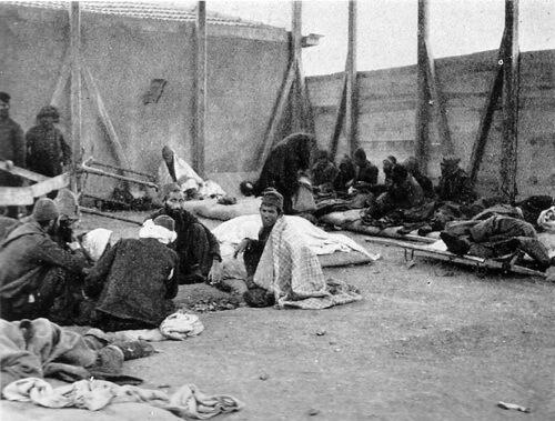 Epidemia de holeră în Imperiul Otoman. Sursa: Ceviiz