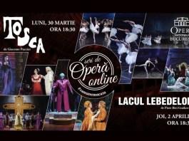 Seri de Opera Online - Tosca si Lacul Lebedelor - ONB